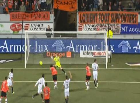Lorient 2-2 Reims