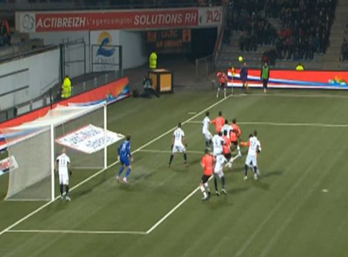 Lorient 2-0 Sochaux