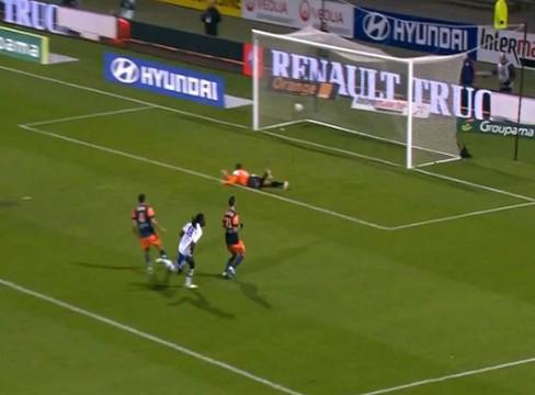 Lyon 1-0 Montpellier