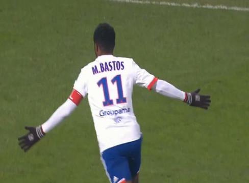 Lyon 1-1 Nancy