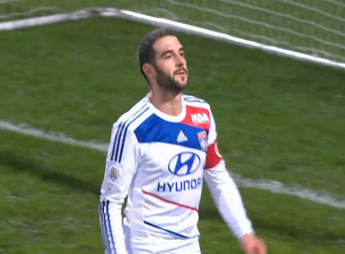 Lyon 3-0 Nice
