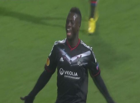 Lyon 2-0 Ironi Kiryat Shmona