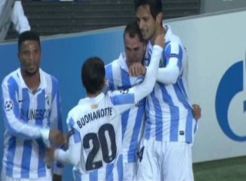 Malaga 2-2 Anderlecht