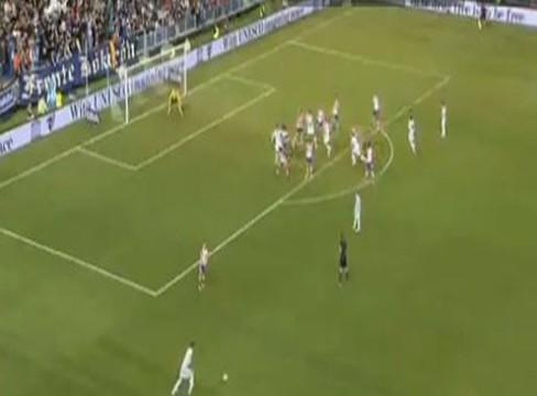 Malaga 4-0 Granada