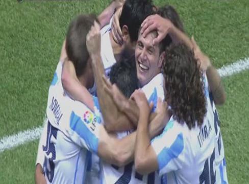 Malaga 3-2 Real Madrid