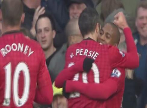 Manchester United 3-1 Sunderland