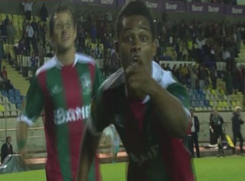 Maritimo 2-1 Club Brugge