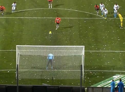 Marseille 0-3 Lorient