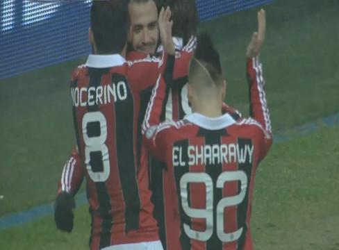 AC Milan 4-1 Pescara