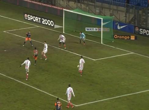 Montpellier 3-0 Ajaccio