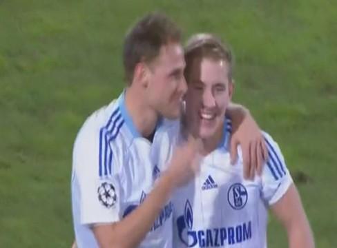 Montpellier 1-1 Schalke