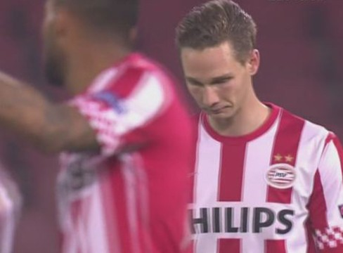 Napoli 1-3 PSV Eindhoven