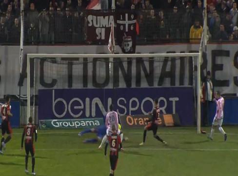 Nice 3-2 Evian TG