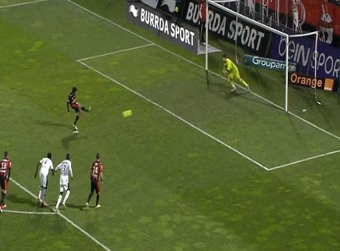 Nice 1-0 Rennes