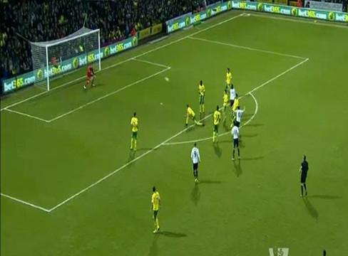 Norwich City 0-1 Chelsea