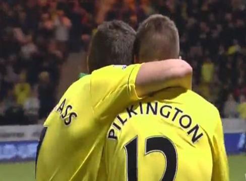 Norwich City 2-1 Sunderland