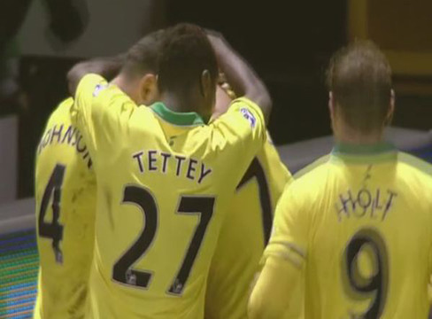 Norwich City 2-1 Wigan Athletic