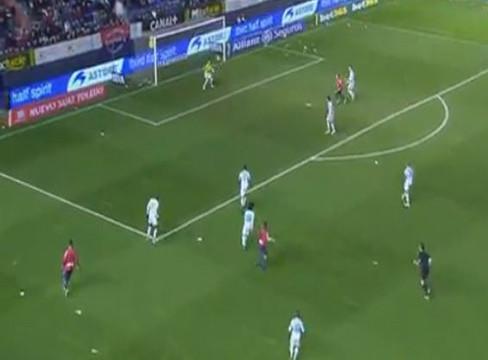 Osasuna 1-2 Granada