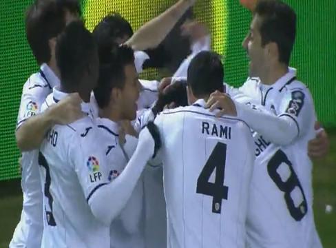 Osasuna 0-2 Valencia