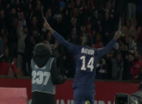 Paris Saint-Germain 1-0 Lyon