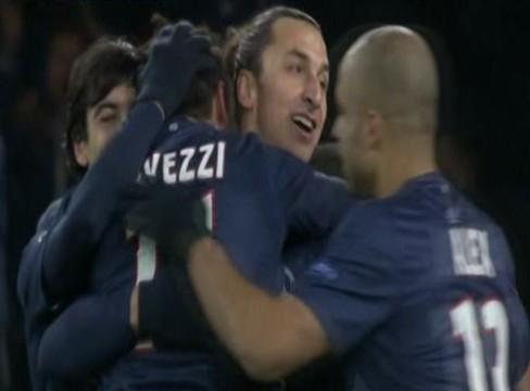Paris Saint-Germain 2-1 Porto