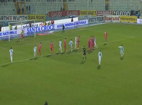 Pescara 2-1 Catania