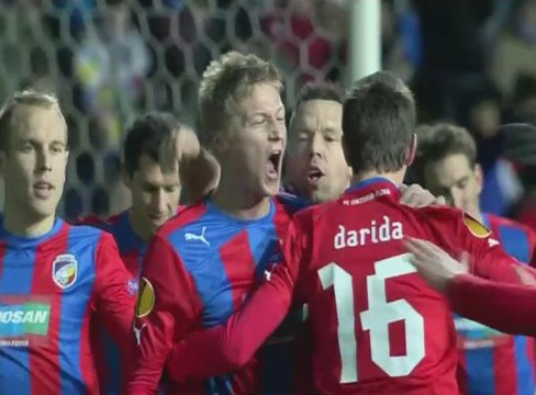 Viktoria Plzen 1-0 Atletico Madrid