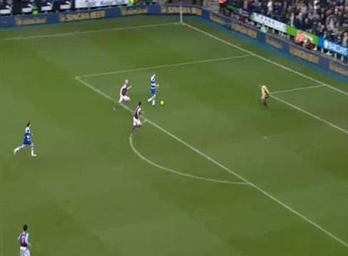 Reading 1-0 West Ham United