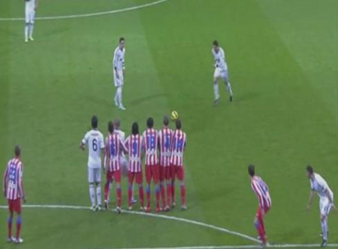 Real Madrid 2-0 Atletico Madrid