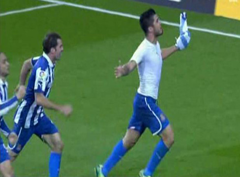Real Madrid 2-2 Espanyol