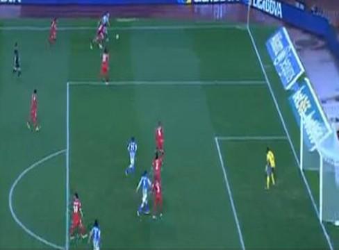 Real Sociedad 1-1 Getafe
