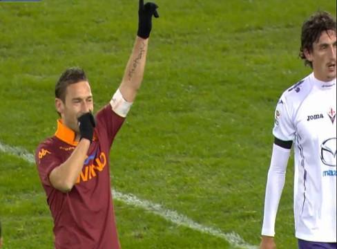 AS Roma 4-2 Fiorentina