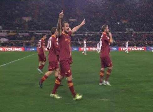 AS Roma 4-2 AC Milan