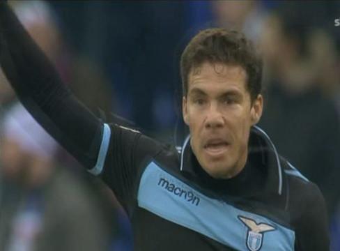 Sampdoria 0-1 Lazio