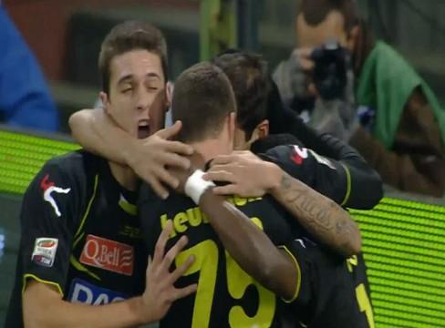 Sampdoria 0-2 Udinese