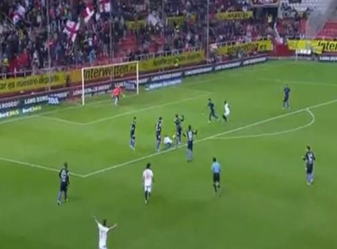 Sevilla 1-2 Valladolid