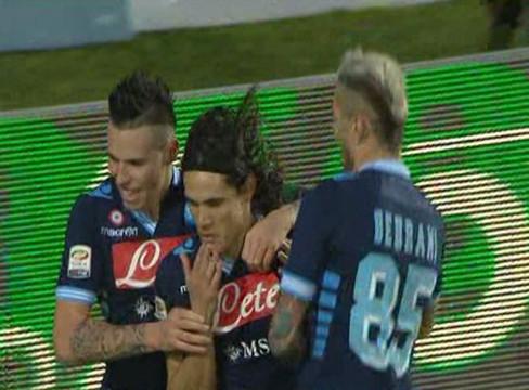 Siena 0-2 Napoli
