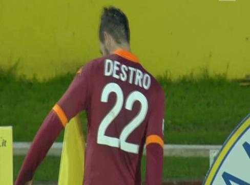 Siena 1-3 AS Roma