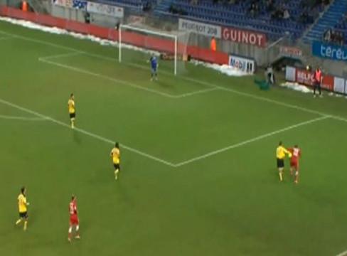 Sochaux 1-2 Brest