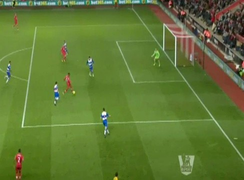 Southampton 1-0 Reading