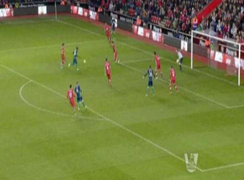 Southampton 0-1 Sunderland
