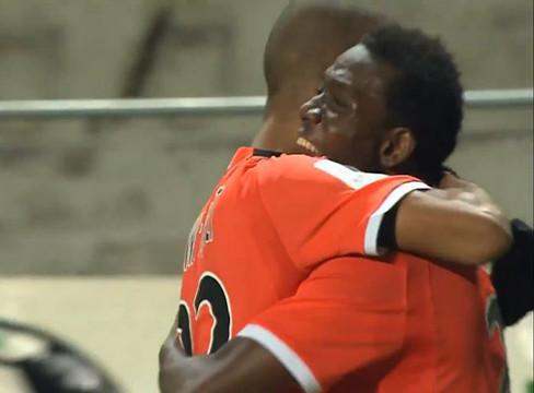 Saint-Etienne 0-2 Lorient