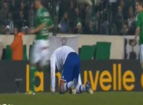 Saint-Etienne 0-1 Lyon