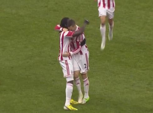Stoke City 1-1 Everton