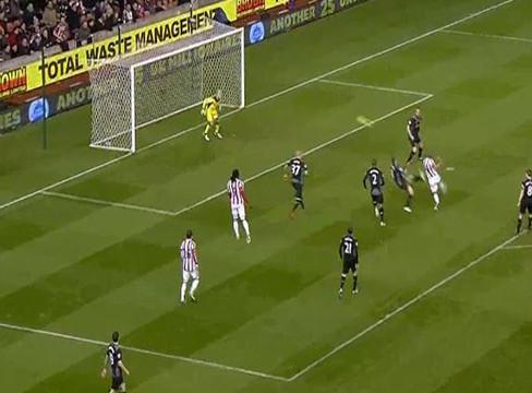 Stoke City 3-1 Liverpool