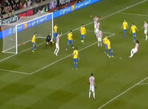 Stoke City 3-3 Southampton