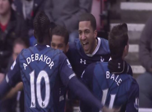 Sunderland 1-2 Tottenham Hotspur