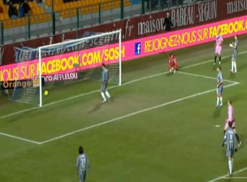 Troyes 3-2 Ajaccio
