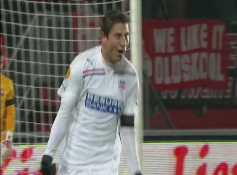 Twente 1-3 Helsingborg