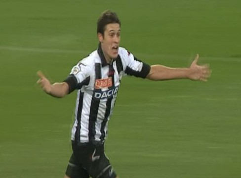 Udinese 4-1 Cagliari